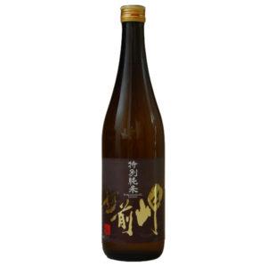 越前岬 日本酒 勝山酒店
